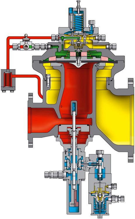 Пружина клапана РДГК-10М